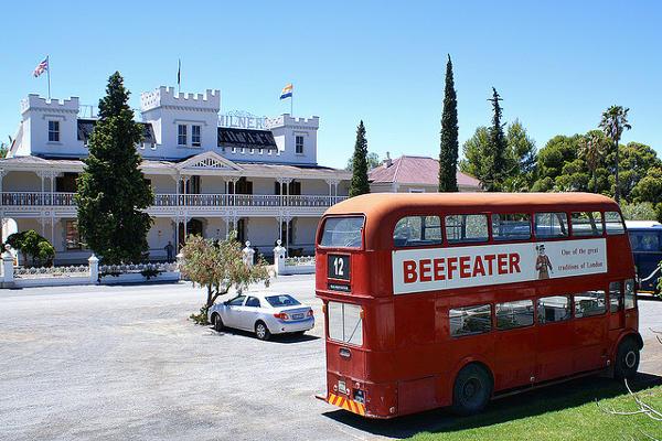 Matjiesfontein, South Africa