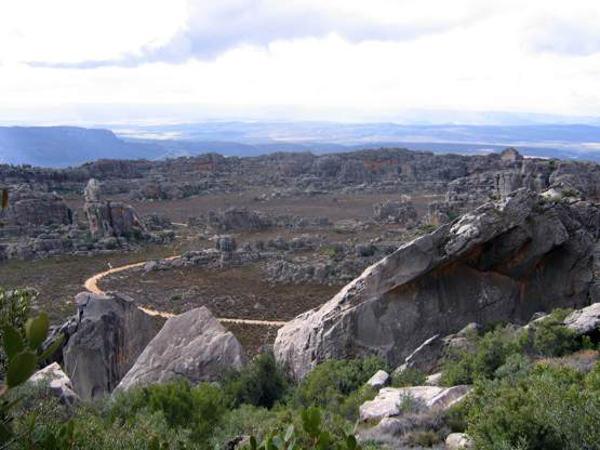 Rocklands - Cederberg climbing