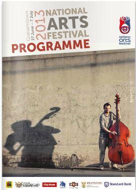 Grahamstown Festival program