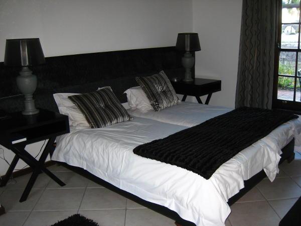 Grande Roche Hotel suite