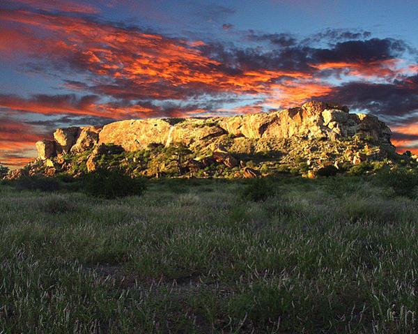 World Heritage Sites - Mapungubwe Hill