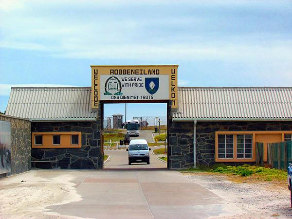 World Heritage Sites - Robben Island
