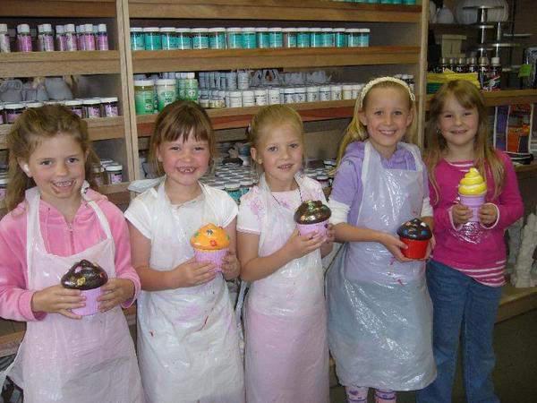 pottery kids