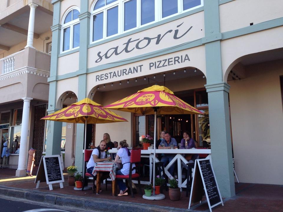 Satori Restaurant - Kalk Bay