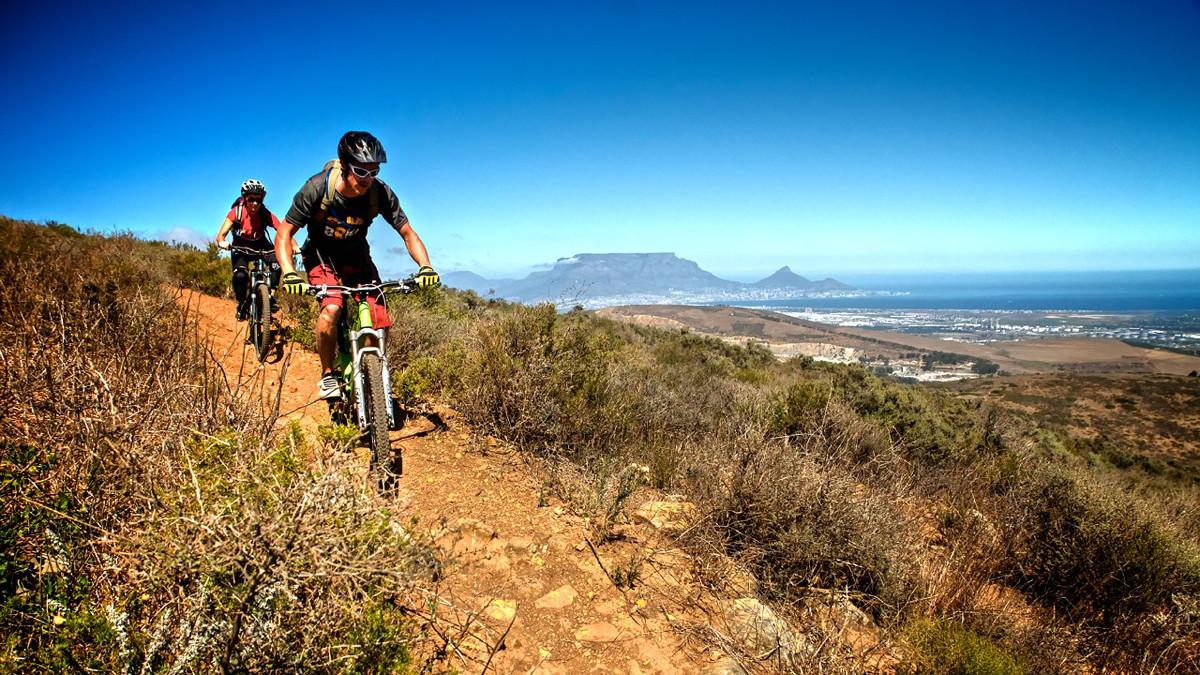Durbanville - Top 5 Scenic Mountain Bike Routes in the Western Cape